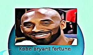Kobe Bryant fortune