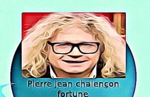 Pierre jean chalençon fortune