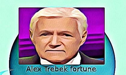 Alex Trebek fortune