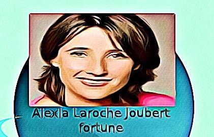 Alexia Laroche Joubert fortune