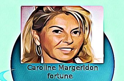 Caroline Margeridon fortune