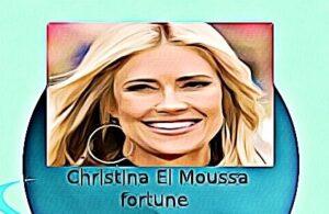 Christina El Moussa fortune