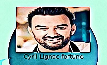 Cyril Lignac fortune