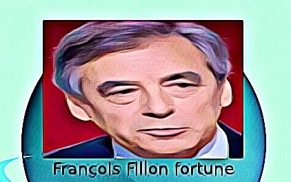 François Fillon fortune