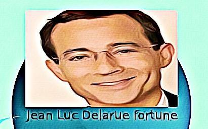 Jean Luc Delarue fortune