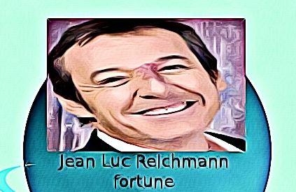 Jean Luc Reichmann fortune