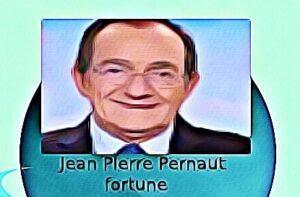 Jean Pierre Pernaut fortune