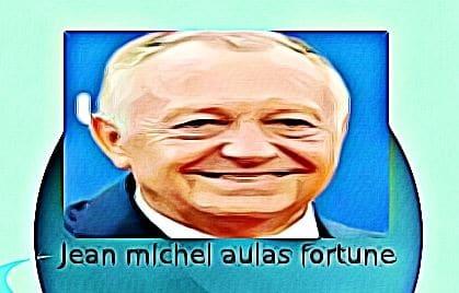 Jean michel aulas fortune