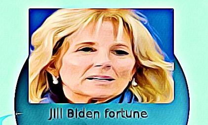 Jill Biden fortune