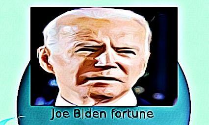 Joe Biden fortune