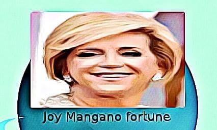 Joy Mangano fortune