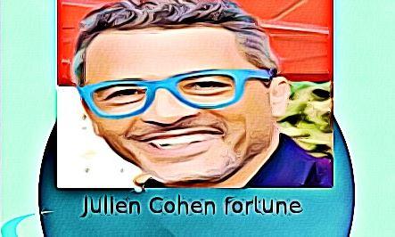 Julien Cohen fortune
