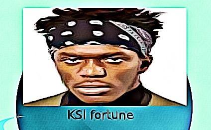 KSI fortune