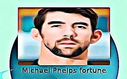 Michael Phelps fortune