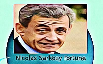 Nicolas Sarkozy fortune