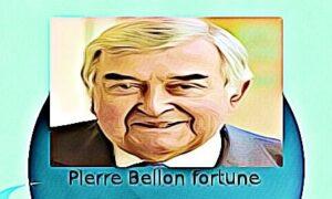 Pierre Bellon fortune