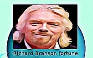 Richard Branson fortune