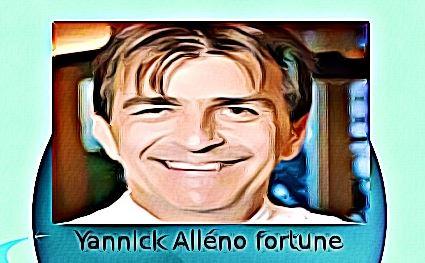 Yannick Alléno fortune
