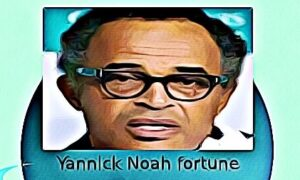 Yannick Noah fortune