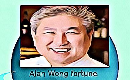 Alan Wong fortune