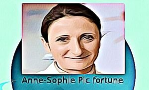 Anne-Sophie Pic fortune