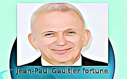 Jean Paul Gaultier fortune
