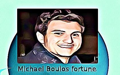 Michael Boulos fortune