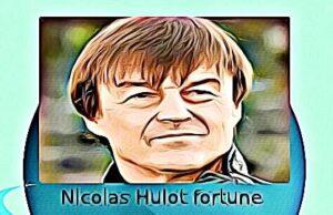 Nicolas Hulot fortune