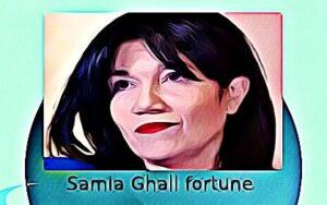 Samia Ghali fortune