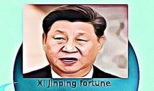 Xi Jinping fortune