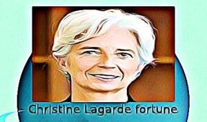 Christine Lagarde fortune
