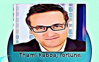 Thami Kabbaj fortune