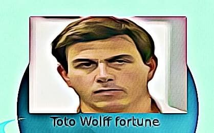 Toto Wolff fortune