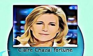 Claire Chazal fortune