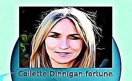 Collette Dinnigan fortune