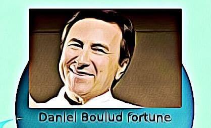 Daniel Boulud fortune