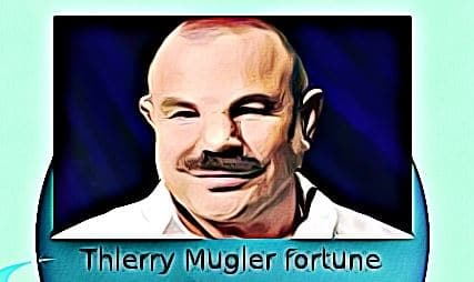 Thierry Mugler fortune