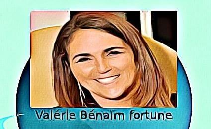 Valérie Bénaïm fortune