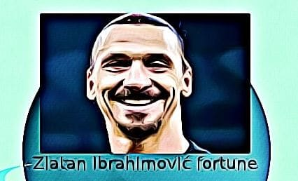 Zlatan Ibrahimovic fortune