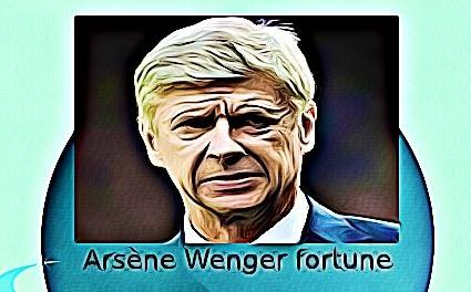 Arsène Wenger fortune