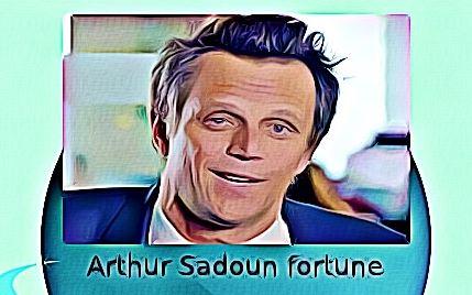 Arthur Sadoun fortune