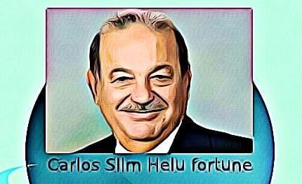 Carlos Slim Helu fortune