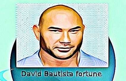 Dave Bautista fortune