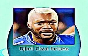 Djibril Cissé fortune