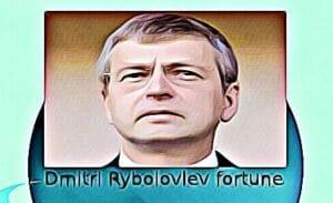 Dmitri Rybolovlev fortune