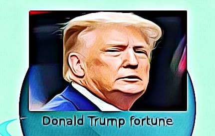 Donald Trump fortune