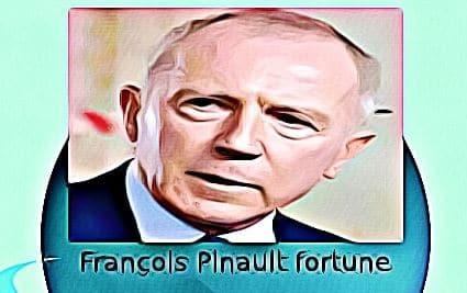 François Pinault fortune