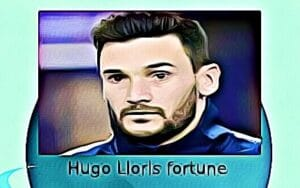 Hugo Lloris fortune