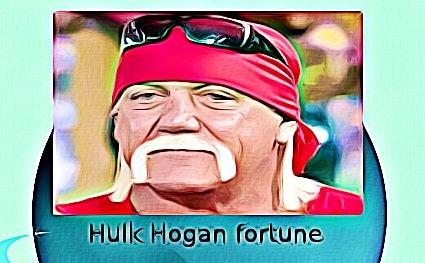 Hulk Hogan fortune