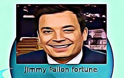 Jimmy Fallon fortune